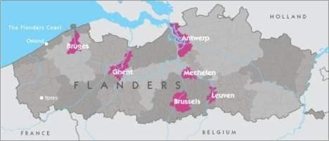 © 2010, Tourisme Vlaanderen