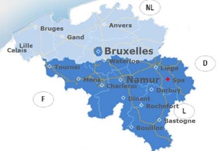 © 2010, Office de Promotion du Tourisme de Wallonie et de Bruxelles