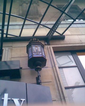 oude albert premier-lantaarn